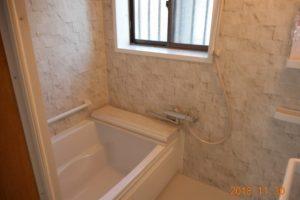 浜松市H様邸 浴室改修