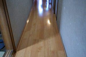 床上貼り・洗面トイレ改修・階段手摺取付工事【静岡市駿河区高松 S様邸】